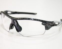 OAKLEY RADARLOCK の度付きサングラス