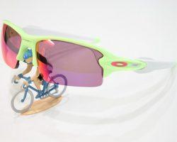 自転車用カラーの度付きサングラス!