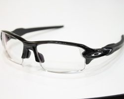 OAKLEY FLAK2.0 純正度付き調光レンズカスタム